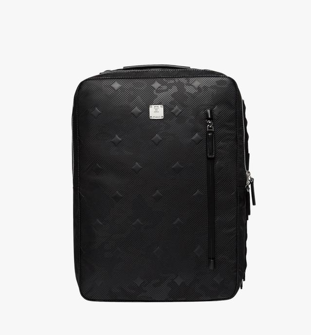 Dieter Briefpack in Textured Camo Nylon