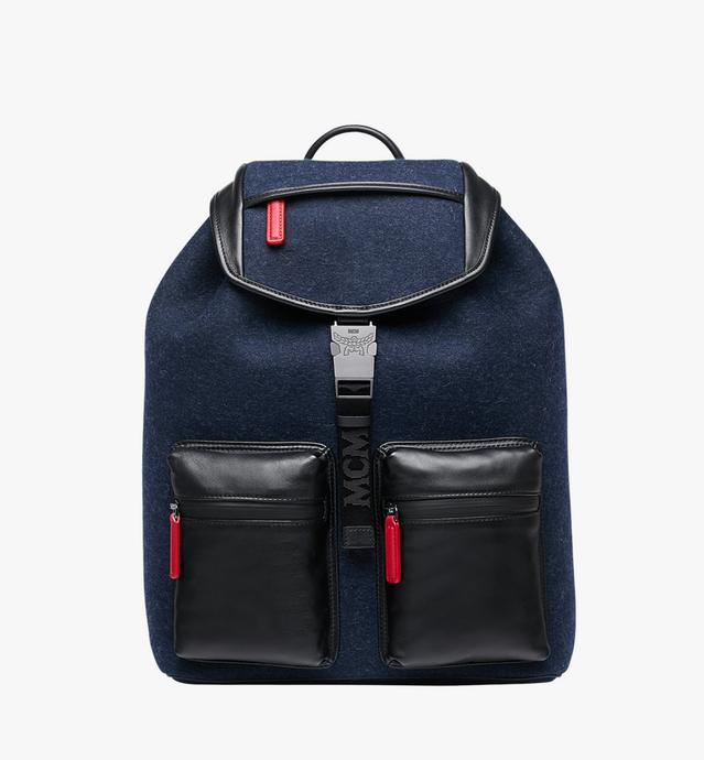 Stadt Backpack in Loden