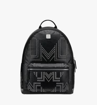 Tumbler Backpack in Gunta M Studs Lambskin