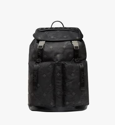 Dieter Backpack in Lion Camo Nylon