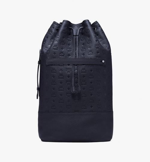 กระเป๋าเป้สะพายหลังแบบหูรูดทำจากหนัง Tivitat
