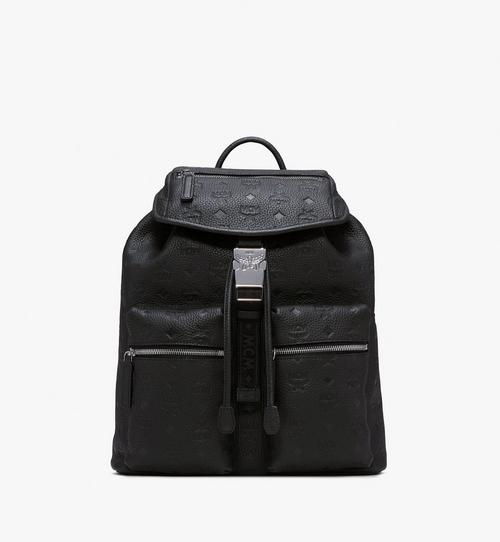 Tivitat Two-Pocket Backpack in Monogram Leather