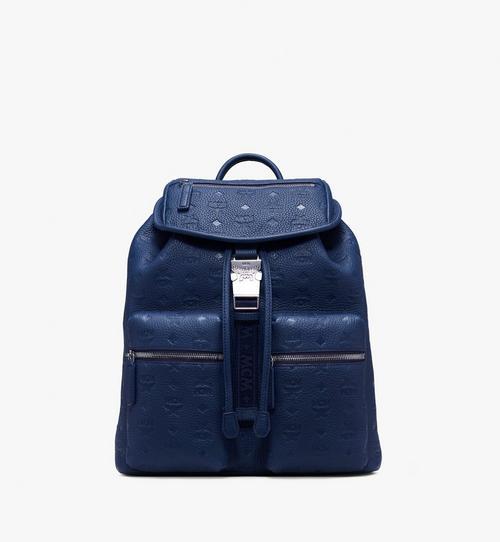 กระเป๋าเป้สะพายหลังพร้อมกระเป๋า 2 ช่องทำจากหนัง Tivitat