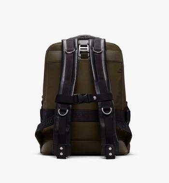 MCM Jemison 2-in-1-Nylonrucksack mit Logo Alternate View 3