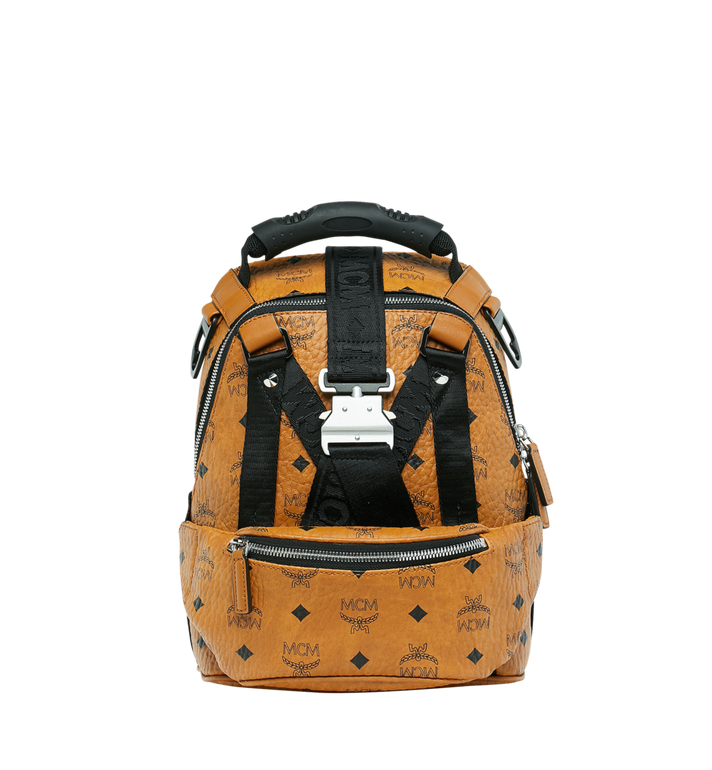 MCM Jemison 2-in-1 Rucksack in Visetos Alternate View