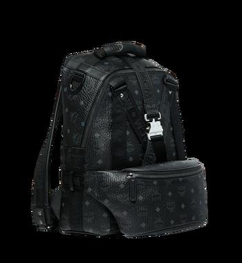 MCM Jemison Visetos 雙肩後背包和腰包 Black MUK9SJV20BK001 Alternate View 2