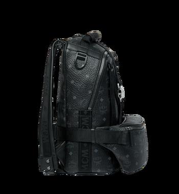 MCM Jemison Visetos 雙肩後背包和腰包 Black MUK9SJV20BK001 Alternate View 3