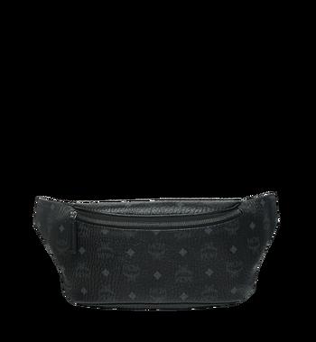 MCM Jemison Visetos 雙肩後背包和腰包 Black MUK9SJV20BK001 Alternate View 6