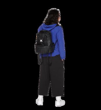 MCM Jemison Visetos 雙肩後背包和腰包 Black MUK9SJV20BK001 Alternate View 9