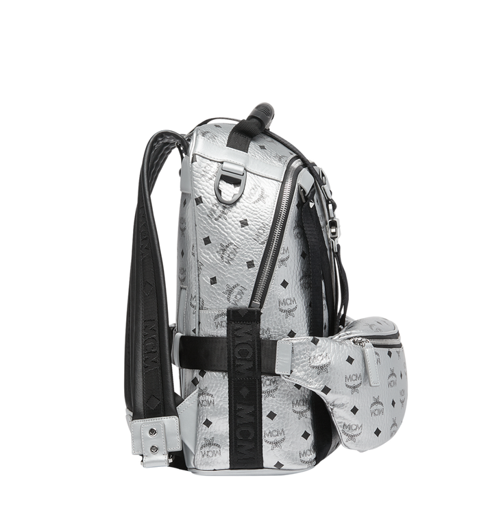 MCM Jemison 2-in-1 Backpack in Visetos Alternate View 3
