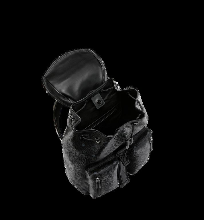 MCM Raymonde Two Pocket Rucksack in Visetos Alternate View 5