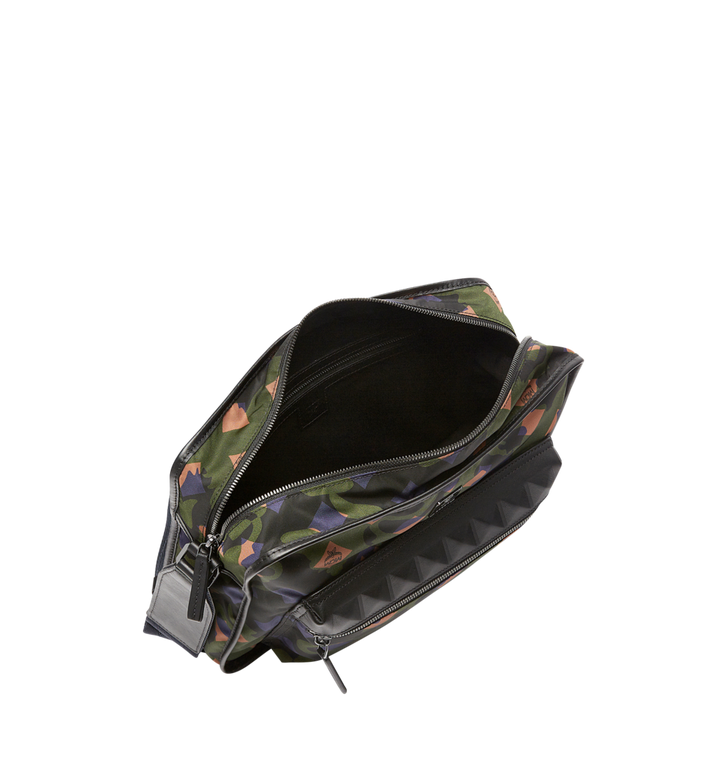 MCM Sacoche Dieter en nylon Camo Lion Alternate View 5