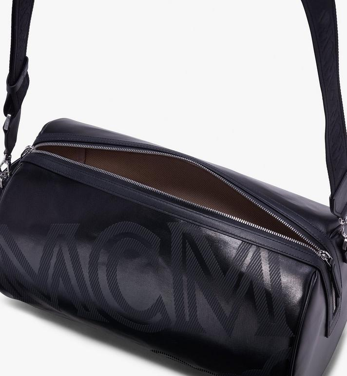 MCM Crossbody Bag in Coated Tivitat Leather Alternate View 4