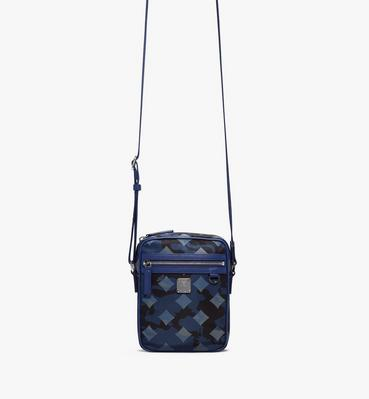Dieter Crossbody in Munich Lion Camo