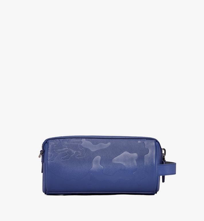 MCM Crossbody Bag in Embossed Lion Camo  MUR9AES02VE001 Alternate View 3