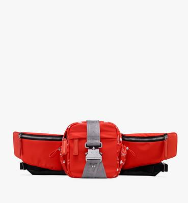 Jemison Crossbody in Logo Nylon