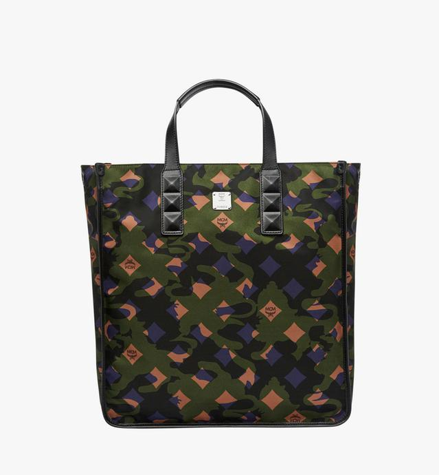 Dieter Tote in Lion Camo Nylon