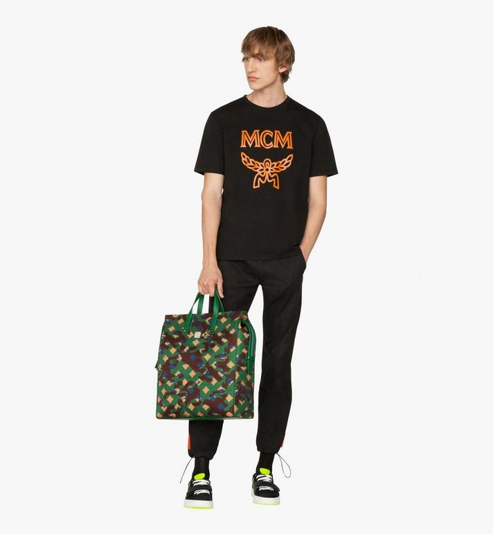 MCM Dieter Tote Bag in Munich Lion Camo Alternate View 6