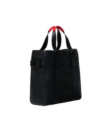 MCM Standhaft Tote in Nappa Leather Alternate View 2