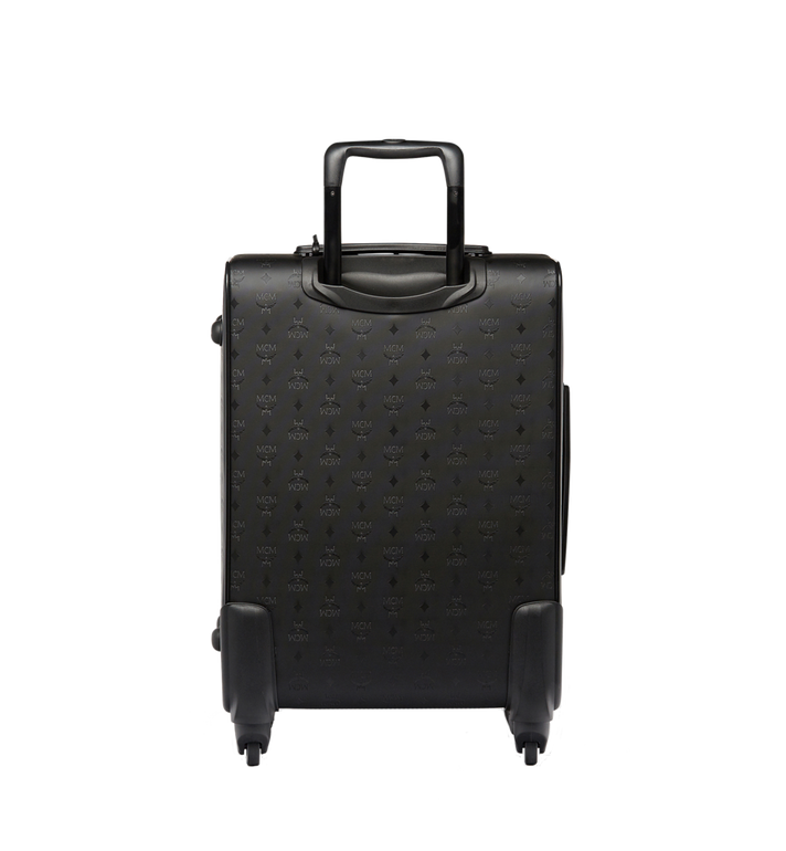 MCM Traveler Check-In Trolley in Odeon Black MUV6AHE27BK001 Alternate View 4