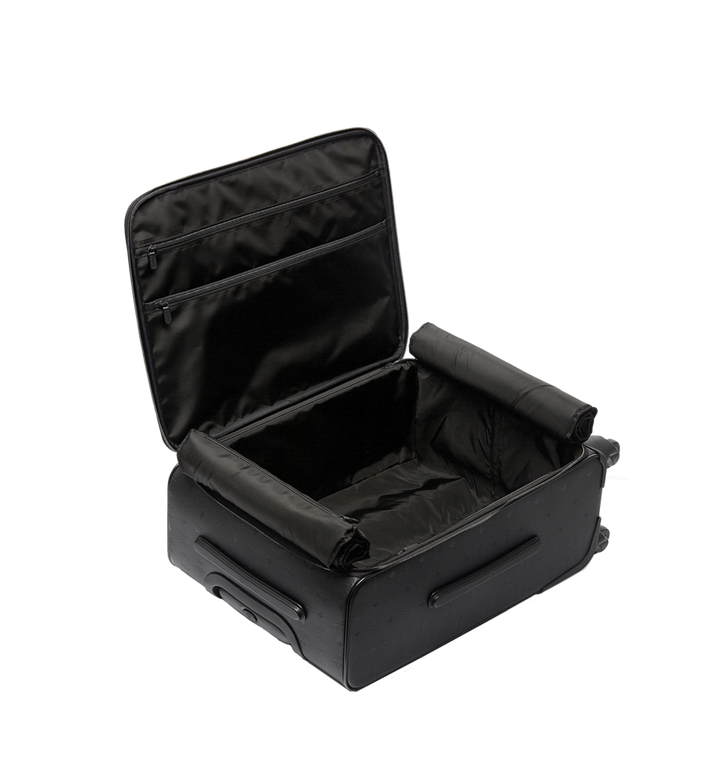 MCM Traveler Check-In Trolley in Odeon Black MUV6AHE27BK001 Alternate View 5
