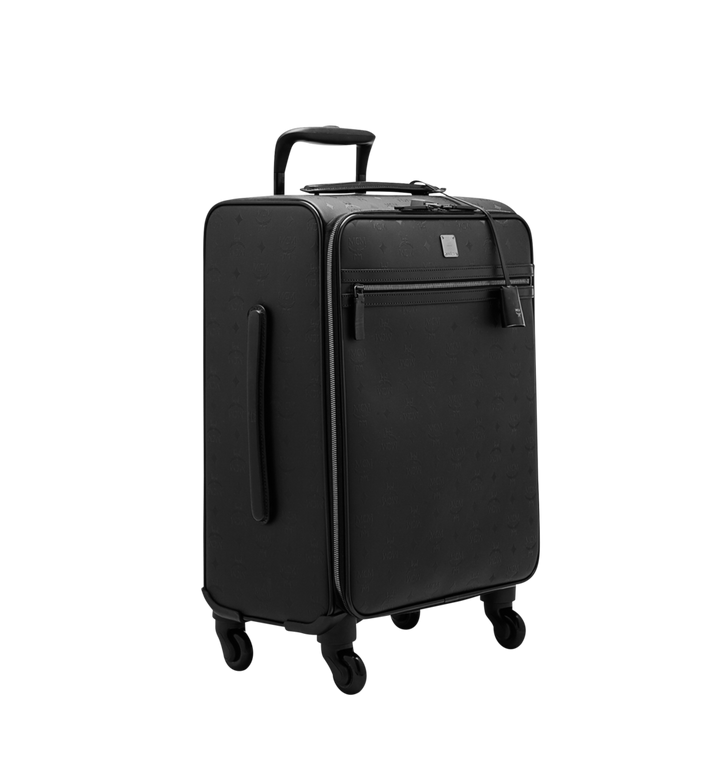MCM Traveler Cabin Trolley in Odeon Black MUV6SHE28BK001 Alternate View 2