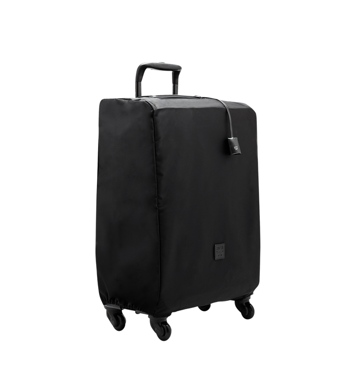MCM Traveler Cabin Trolley in Odeon Black MUV6SHE28BK001 Alternate View 5