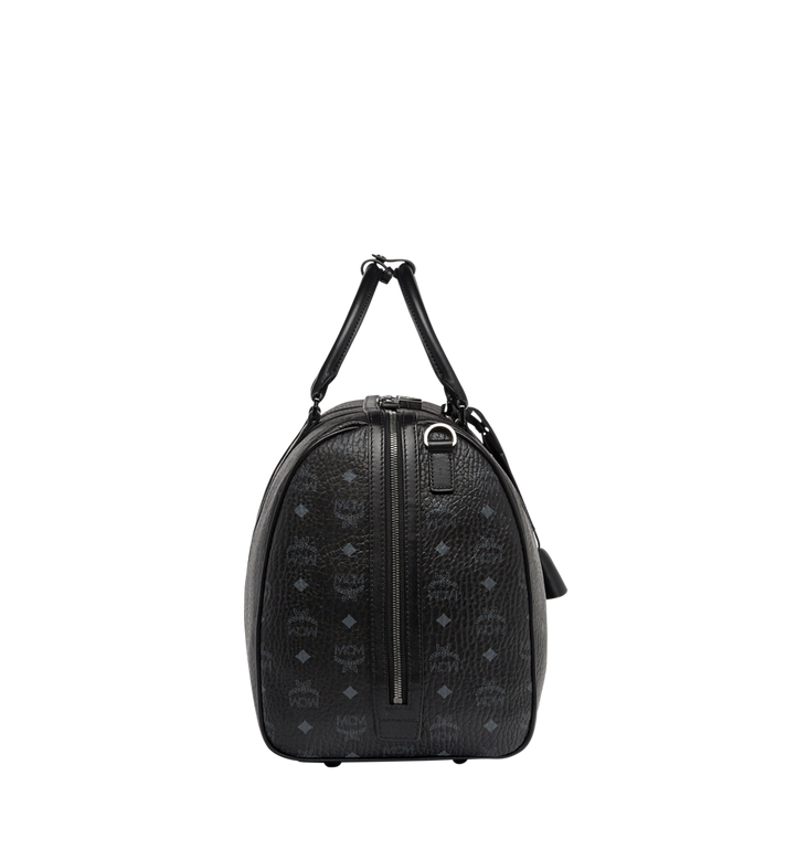 MCM Sac week-end Traveler en Visetos Black MUV7AVY02BK001 Alternate View 3