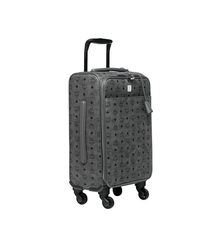 MCM Traveler Cabin Trolley in Visetos Alternate View 2