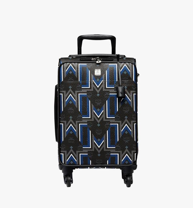 Traveler Gunta M Stripe Cabin Trolley in Visetos