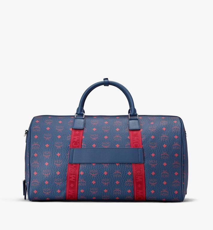 MCM Traveler Weekender Bag in Visetos  MUV9AVY50VS001 Alternate View 3