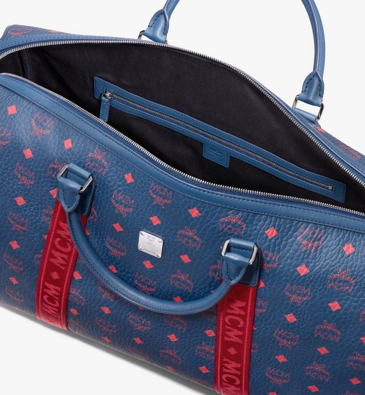 MCM Sac week-end Traveler à imprimé Visetos  MUV9AVY50VS001 Alternate View 4