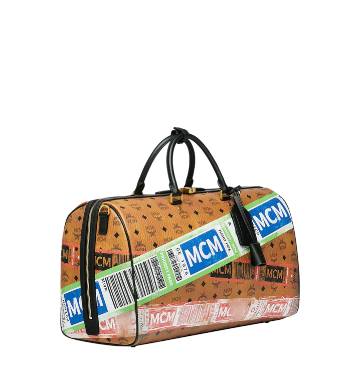 MCM Weekender für die Reise in Flight Print Visetos Alternate View 2