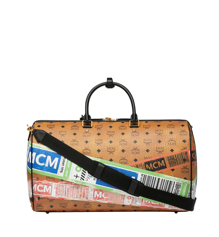 MCM Weekender für die Reise in Flight Print Visetos Alternate View 4