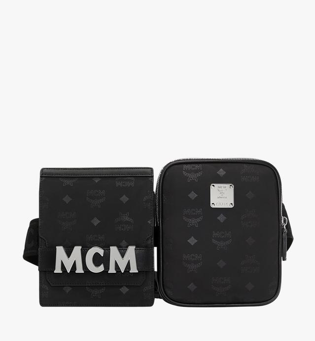 Dieter Modular Belt Bag in Monogram Nylon