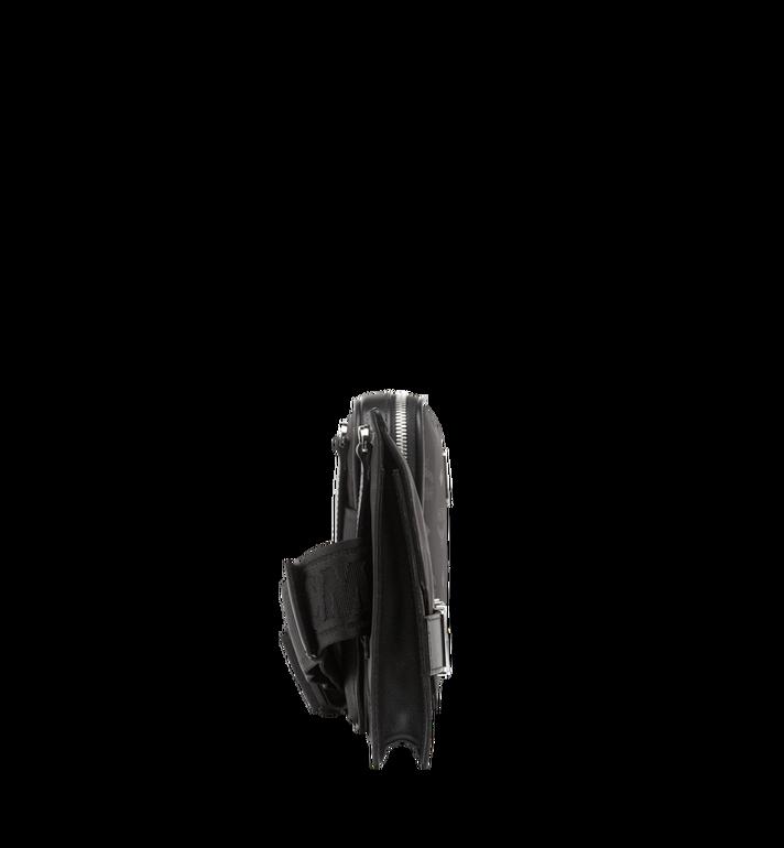 MCM Dieter Modular Belt Bag in Monogram Nylon Alternate View 3