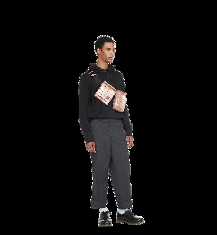MCM Stark Modular Belt Bag in Visetos Alternate View 6