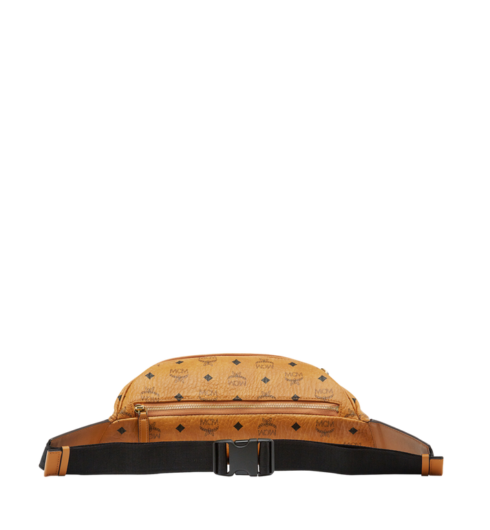 MCM Stark Belt Bag in Visetos Alternate View 4