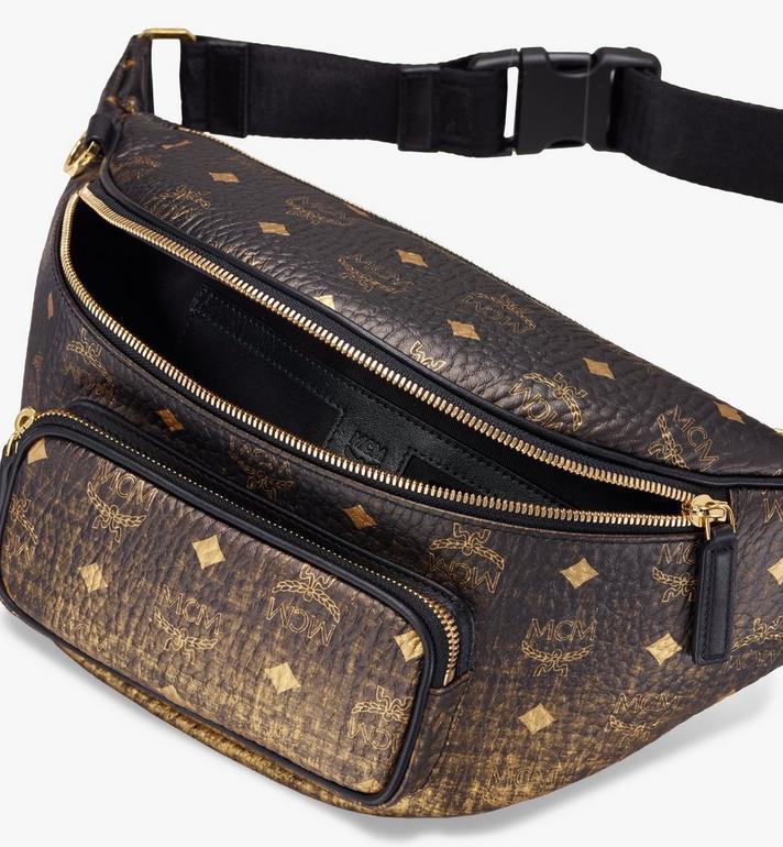 MCM Fursten Belt Bag in Gradation Visetos Alternate View 3
