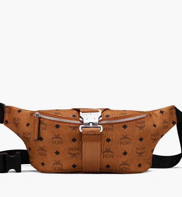 MCM Jemison Belt Bag in Visetos Alternate View 2