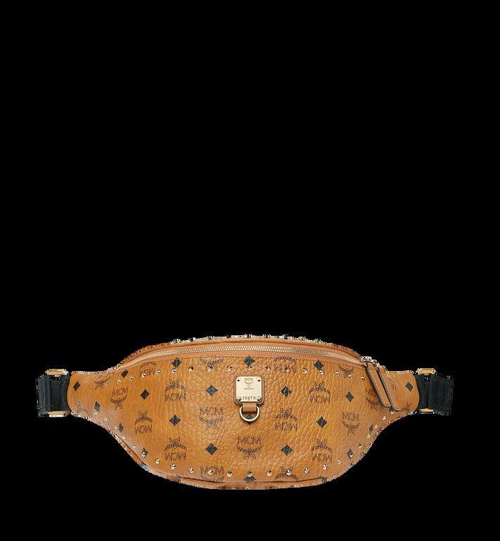 MCM Fursten Belt Bag in Studded Outline Alternate View