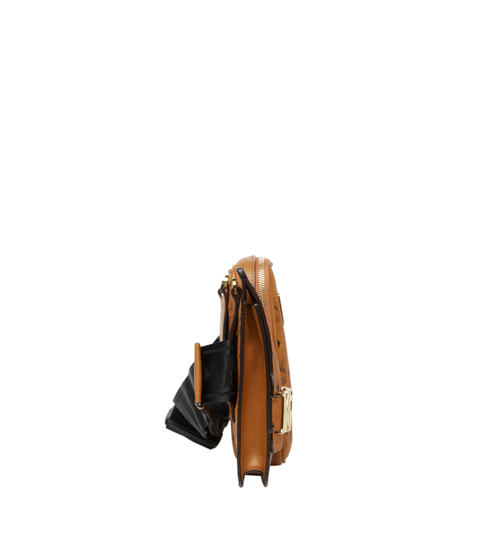 MCM Stark Modular Belt Bag in Visetos Cognac MUZ9SFI11CO001 Alternate View 3
