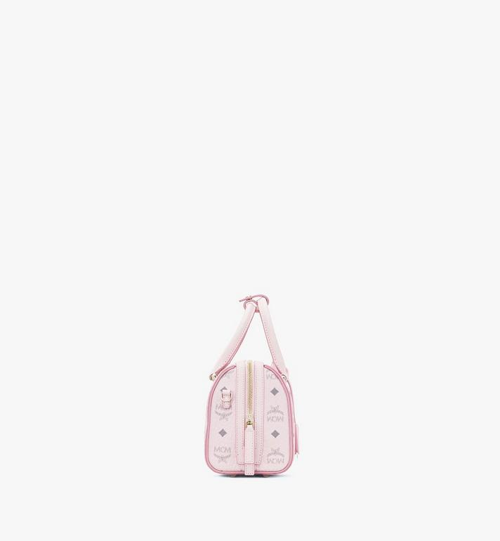 MCM Essential Visetos Original 波士頓包 Pink MWB9SSE67QH001 Alternate View 2