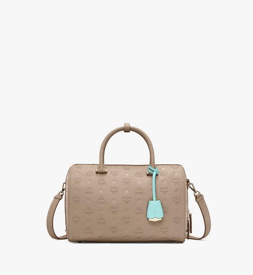 กระเป๋าบอสตัน Essential ทำจากหนังโมโนแกรม