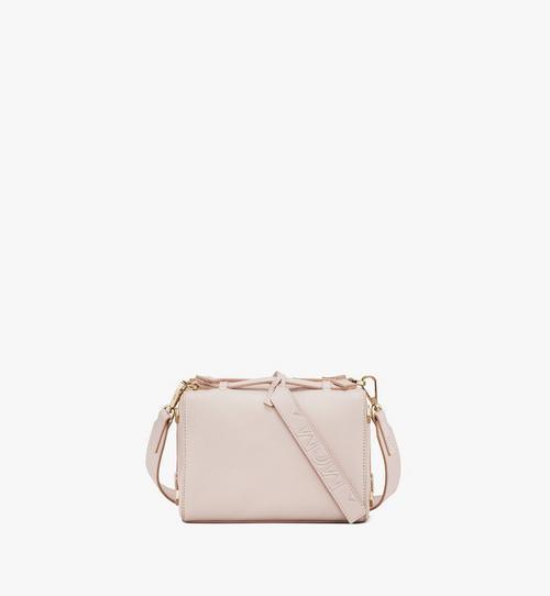 Milano Boston Bag in Goatskin Leather