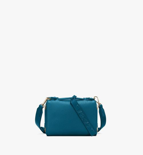 Milano Boston Bag in Goatskin Leather