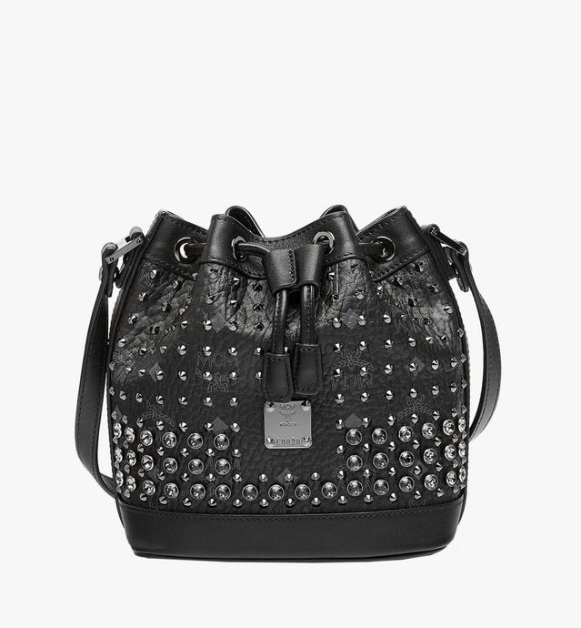 Sac seau Heritage Drawstring en Visetos Diamond