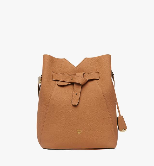 Dessau Drawstring in Grained Leather