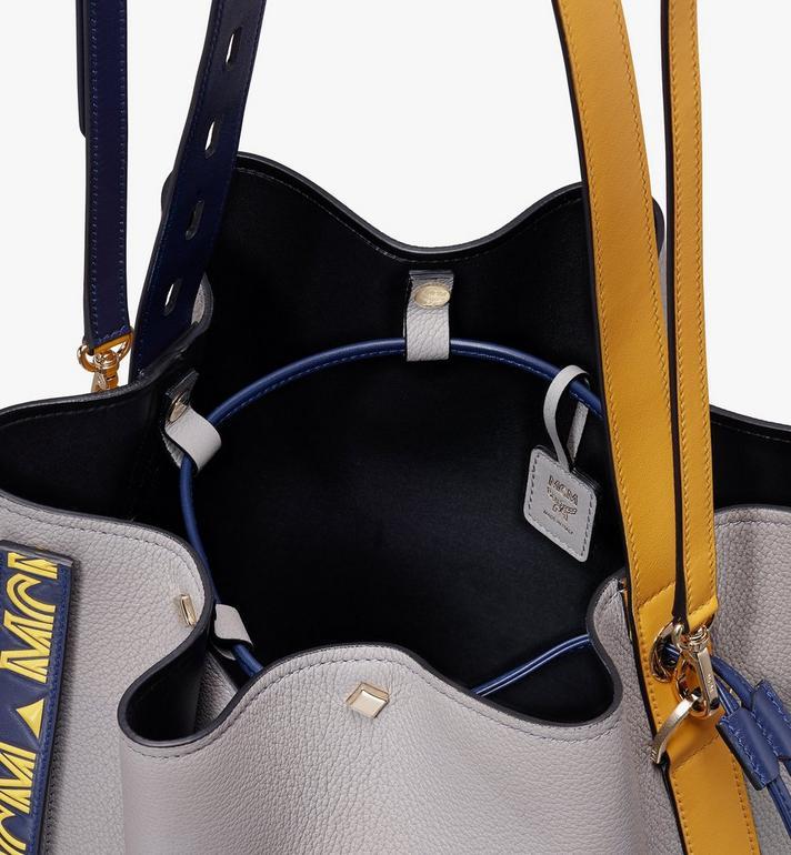 MCM Milano Drawstring Bag  MWD9ADA41EZ001 Alternate View 4