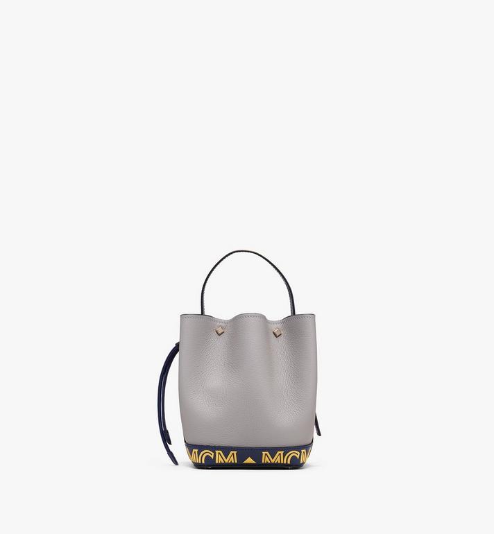 MCM Milano Mini Drawstring Bag Alternate View 3